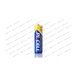 Батарейка пальчиковая PKCELL AA R6P солевая 1.5V , 105 мин , (упаковка 4шт)