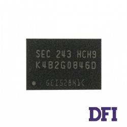 Микросхема Samsung K4B2G0846D-HCH9 для ноутбука