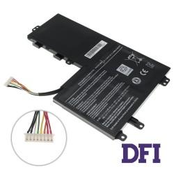 Батарея для ноутбука Toshiba PA5157U-1BRS (Satelite M50, M50D, U40T, M40, U940, E55, E55T, E45T, E45T, U50T series) 11.4V 4160mAh 50Wh Black