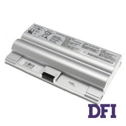Оригинальная батарея для ноутбука Sony BPS8 (VGN-FZ11E, VGN-FZ11L, VGN-FZ11M, VGN-FZ11S, VGN-FZ11Z, VGN-FZ18E, VGN-FZ18M) 11.1V 4800mAh Silver