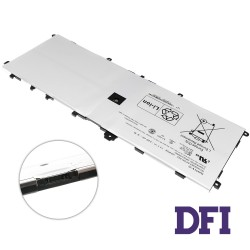 Оригинальная батарея для ноутбука Sony BPS36 (Sony Vaio: SVD13211CG, SVD1321BPXB, SVD132A14L, SVD1323YCGW, SVD1323XPGB) 7.5V 6320mAh 48Wh Black