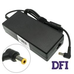 Оригинальный блок питания для ноутбука Toshiba 19V, 6.3A, 120W, 6.3*3.0mm, L-образный разъём, Black (без кабеля)