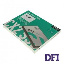 Жесткий диск 2.5 SSD 1Tb Team CX2 Series, T253X6001T0C101, 3D NAND SLC, SATA-III Rev. 3.0 (6Gb/s), зап/чт. - 490/540MB/s