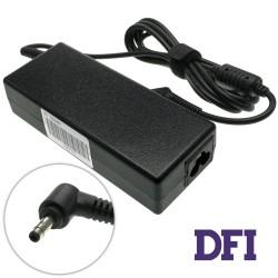 Блок питания для ноутбука DELL 19.5V, 4.62A, 90W, 4.0*1.7, 3 hole, L-образный разъём, black (без кабеля !)