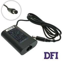 Оригинальный блок питания для ноутбука DELL SLIM 19.5V, 2.315A, 45W, 7.4*5.0-PIN, Black (без кабеля)