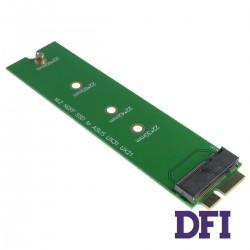 Переходник для ноутбуков ASUS UX21, UX31, Taichi 21, Taichi 31 для подключение SSD M.2 (M.2, NGFF) вместо XM11, SD5SE2, SDSA5JK