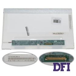 Матрица 11.6 N116WLSB1-A (1366*768, 40pin, LED, NORMAL, глянец, разъем справа внизу) для ноутбука
