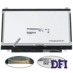 Матрица 11.6 B116XTN01.0 (1368*768, 30pin(eDP), LED, SLIM(вертикальные ушки), глянец, разъем справа внизу) для ноутбука