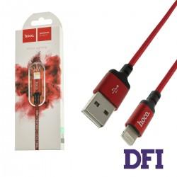 Кабель HOCO X14 Times Speed для Lightning для iPhone 5 / 5s / 6 / 6 Plus , iPad Air 2 , красный , 1м