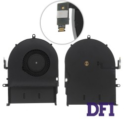 УЦЕНКА! ОТЛОМАНА НОЖКА! Вентилятор для ноутбука APPLE MACBOOK A1502 Retina, 4pin (610-0212) (Кулер)