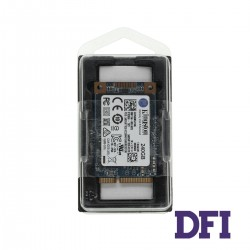 Жесткий диск mSATA SSD 240Gb Kingston UV500 Series, SUV500MS/240G, 3D TLC NAND, SATA-III 6Gb/s, зап/чт. - 500/520Мб/с