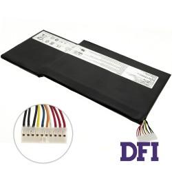 Оригинальная батарея для ноутбука MSI BTY-M6J (Stealth Pro GS43VT, GS63VR, GS73VR) 11.4V 5700mAh 64.98Wh Black