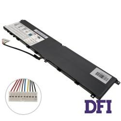 Оригинальная батарея для ноутбука MSI BTY-M6L (GS65 , PS63, GS75, P65, WS65) 15.2V 5380mAh 80.25Wh Black