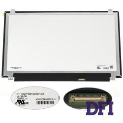 Матрица 15.6  LM156LF6L01 (1920*1080, 30pin(eDP, 250cd/m2, 85/85/85/85(углы), IPS), LED, SLIM(вертикальные ушки), матовая, разъем справа внизу) для ноутбука