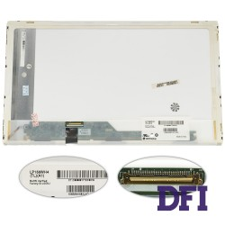 БЕСПЛАТНАЯ ДОСТАВКА ! Матрица 15.6 LP156WH4-TLA1 (1366*768, 40pin LED, NORMAL, глянец, разъем слева внизу) для ноутбука (renew)