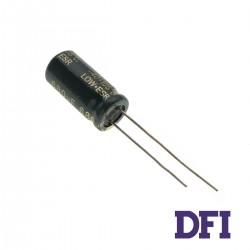 Конденсатор 680mF, 25V, Size 8x16mm, рабочая температура -40…+105