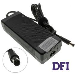УЦЕНКА! БЕЗ НАКЛЕЕК! Блок питания для ноутбука DELL 19.5V, 6.7A, 130W, 7.4*5.0-PIN, 3 hole, black (без кабеля!)