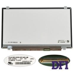 Матрица 14.0 LP140WD2-TLHA (1600*900, 40pin, LED, SLIM (вертикальные ушки), матовая, разъем справа внизу) для ноутбука (renew)