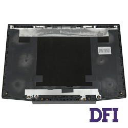 Крышка дисплея для ноутбука HP (Pavilion: 15-CX), black (green logo) OEM
