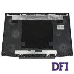Крышка дисплея для ноутбука HP (Pavilion: 15-CX), black (purple logo)
