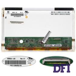 Матрица 08.9 N089L6-L02 (1024*600, 40pin, LED, NORMAL, матовая, разъем справа внизу) для ноутбука