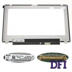 Матрица 12.5 NT125WHM-N42 (1366*768, 30pin(eDP), LED, SLIM(ушки только снизу), матовая, разъем справа внизу) для ноутбука