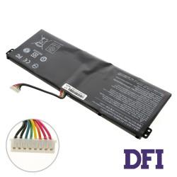 Батарея для ноутбука Acer AC14B18J (Aspire: E3-111, E3-721, E5-771, E5-771G, ES1-311, ES1-711 series) 11.4V 40Wh Black
