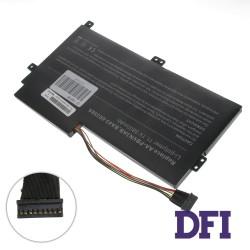 Батарея для ноутбука Samsung NP370R5E (NP370R4E, NP450R4E, NP450R5E) 11,1V 3800mAh Black