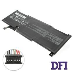 Оригинальная батарея для ноутбука MSI BTY-M491 (Modern 15 A10RB) 11.4V 4600mAh 52.4Wh Black