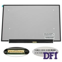 Матрица 14.0 M140NWHE R0 (2240*1400, 40pin(eDP, IPS), LED, SLIM (без планок и ушек), матовая, разъем справа внизу) для ноутбука