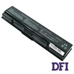 Батарея для ноутбука Toshiba PA3534 (A200, A215, A300, A350, A500, L300, L450, L500) 10.8V 4400mAh Black