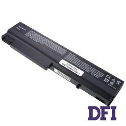 Батарея для ноутбука HP NC6120 (Compaq Business 6510b, 6515b, 6710b, 6710s, 6715b, 6715s, 6910p, nx5100, nx6100, nx6300, nc6100, nc6200, nc6300, nc6400 series) 11.1V 4400mAh Black