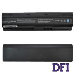 Батарея для ноутбука HP DV6 (CQ32, CQ42, CQ43, CQ56, CQ57, CQ62, G42, G56, G62, G72, G7-1000, DM4 series, DV3-4000, DV5-1200, DV5-2000, DV6-3000, DV6-6000, DV7-4000 series) 10.8V 5200mAh 56Wh Black