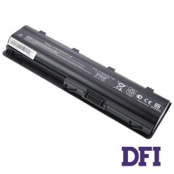 Батарея для ноутбука HP DV6 (CQ32, CQ42, CQ43, CQ56, CQ57, CQ62, G42, G56, G62, G72, G7-1000, DM4-1000, DM4-3000, DV3-4000, DV5-2000, DV6-3000, DV6-6000, DV7-4000 series) 10.8V 6600mAh Black
