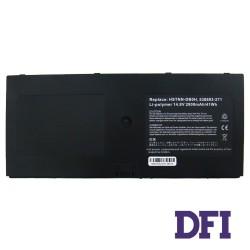 Батарея для ноутбука HP 5310M (ProBook: 5310m, 5320m) 14.8V 2800mAh Black