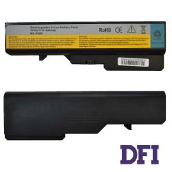 Батарея для ноутбука Lenovo 57Y6454 (Lenovo: B470, B570, G460, G470, G560, G570, G770, V370, V470, V570, IdeaPad: V360, V460, Z370, Z460, Z470, Z560, Z570) 10.8V 5200mAh Black