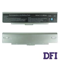 Батарея для ноутбука Sony BPS2 (VAIO PCG: 6C1N, 6P1L, 6P1P, 6P2L, 6P2P, 792L, VAIO VGC: LA38C, LA38C/S, LA38G, LA38T, LB50, LB50B, LB51, LB51B, LB52B, LB52HB, LB53B) 11.1V 4400mAh Silver