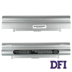Батарея для ноутбука Samsung X10 (X05, X06, X10) 11.1V 5200mAh Silver