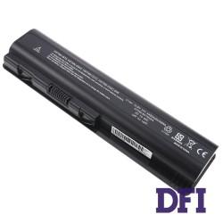 Батарея для ноутбука HP DV4 (Compaq: G50, G60, G70, CQ61 series, Pavilion: dv4, dv5, dv6, CQ40, CQ50, CQ60, CQ70 series) 10.8V 4400mAh 47Wh Black