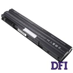 Батарея для ноутбука Dell NHXVW (разьём слева) (Latitude: E5420, E5520, E6320, E6420, E6520) 11.1V 4400mAh Black