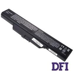 Батарея для ноутбука HP 6720S (Compaq: 510, 511, 515, 550, 610, 615, 6720s, 6730s, 6735s, 6820s, 6830s) 10.8V 4400mAh 47Wh Black
