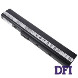 Батарея для ноутбука Asus A32-K52/14.4V (A40, A42, A52, A62, B53, F85, F86, K42, K52, K62, N82, P42, P52, P62, P82, X42, X52, X67) 14.4V 4400mAh Black