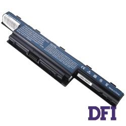 Батарея для ноутбука Acer AS10D31 (Aspire: 4551, 4741, 4771, 5252, 5336, 5551, 5552, TravelMate 5740, eMachines E442, E642 series) 11.1V 4400mAh, Black