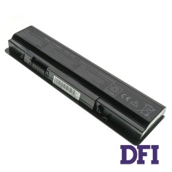 Батарея для ноутбука Dell F287H (Inspiron 1410, Vostro: 1014, 1015, A840, A860, A860n) 11.1V 4400mAh Black