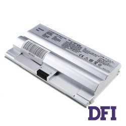 Батарея для ноутбука Sony BPS8 (VGN-FZ11E, VGN-FZ11L, VGN-FZ11M, VGN-FZ11S, VGN-FZ11Z, VGN-FZ18E, VGN-FZ18M) 11.1V 4400mAh Silver