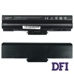 Батарея для ноутбука Sony BPS21 (VAIO VGN: AW41JF, AW41JF/H, AW41MF, AW41MF/H, AW41XH, AW41XH/Q, AW41ZF, AW41ZF/B, AW50DB/H, AW51JGB, AW52JGB, AW53FB, AW70B/Q, AW71JB, AW72JB) 10.8V 4400mAh Black