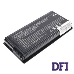 Батарея для ноутбука Asus A32-F5 (F5, X50, X58, X59 series) 11.1V 4400mAh Black