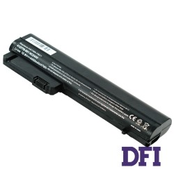 Батарея для ноутбука HP 2530P (EliteBook 2530p, 2533t, 2540p, Business 2400, 2510p, 2530p, NC2400, NC2410) 11.1V 4400mAh Black