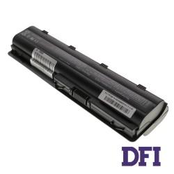 Батарея для ноутбука HP DV6 (CQ32, CQ42, CQ43, CQ56, CQ57, CQ62, G42, G56, G62, G72, G7-1000, DM4 series, DV3-4000, DV5-1200, DV5-2000, DV6-3000, DV6-6000, DV7-4000 series) 10.8V 8800mAh Black