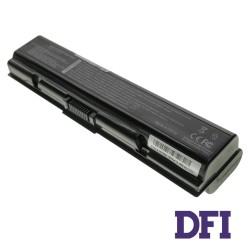 Батарея для ноутбука Toshiba PA3534 (A200, A215, A300, A350, A500, L300, L450, L500) 10.8V 8800mAh Black